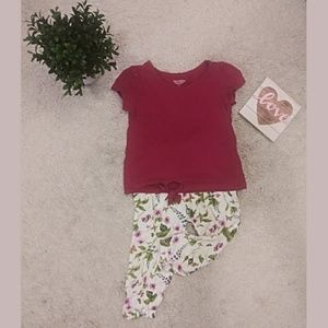 {TOUGHSKINS}Girls Outfit